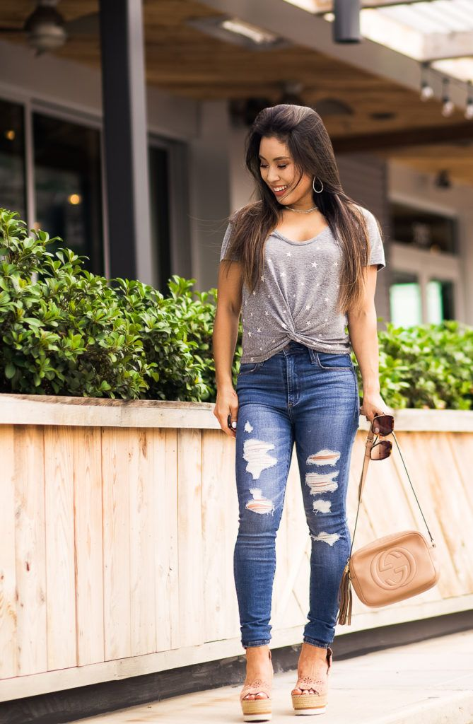 Jeans and T-Shirt | Fashion | Cute & Little – the blog
