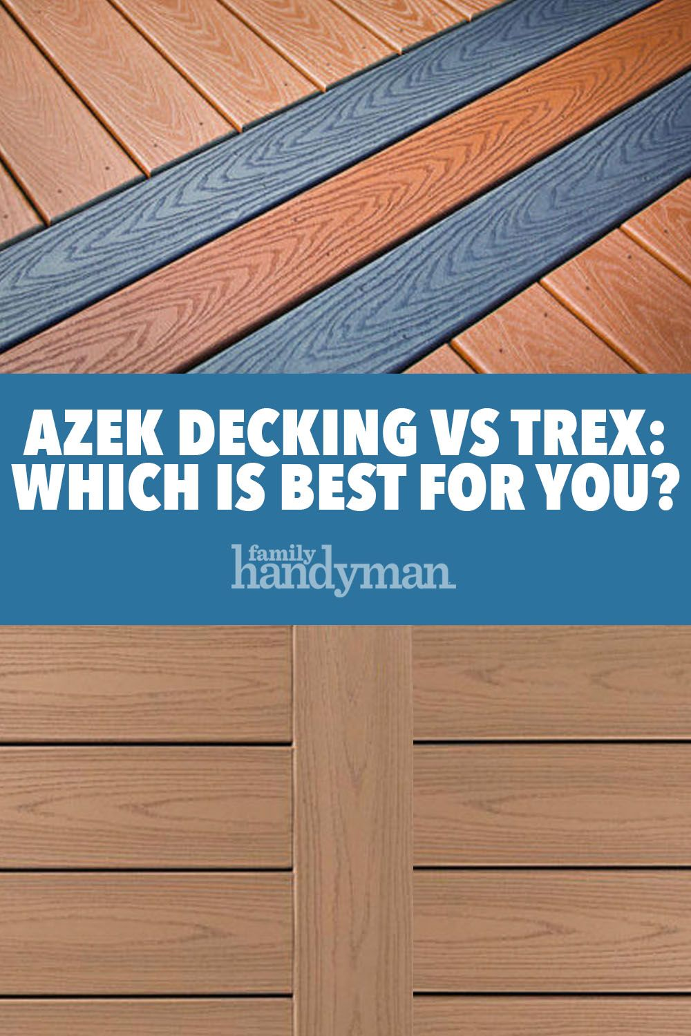 Azek Decking Vs Trex Which Is Best For