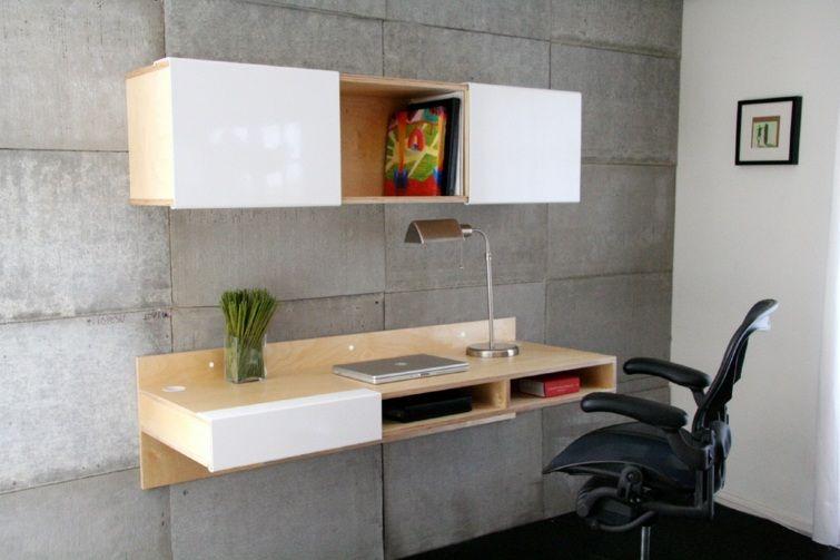 bureaux design pour l'intérieur en 75 idées inspirantes - Designer Chefmobel Moderne Buro