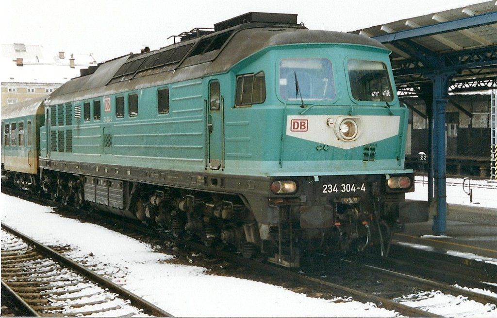 BR 234 Deutsche Bahn AG S bahn, Deutsche bahn, German train