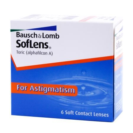 SofLens Toric Contact Lenses For Astigmatism   luxury items ... 3b6138c60dfd