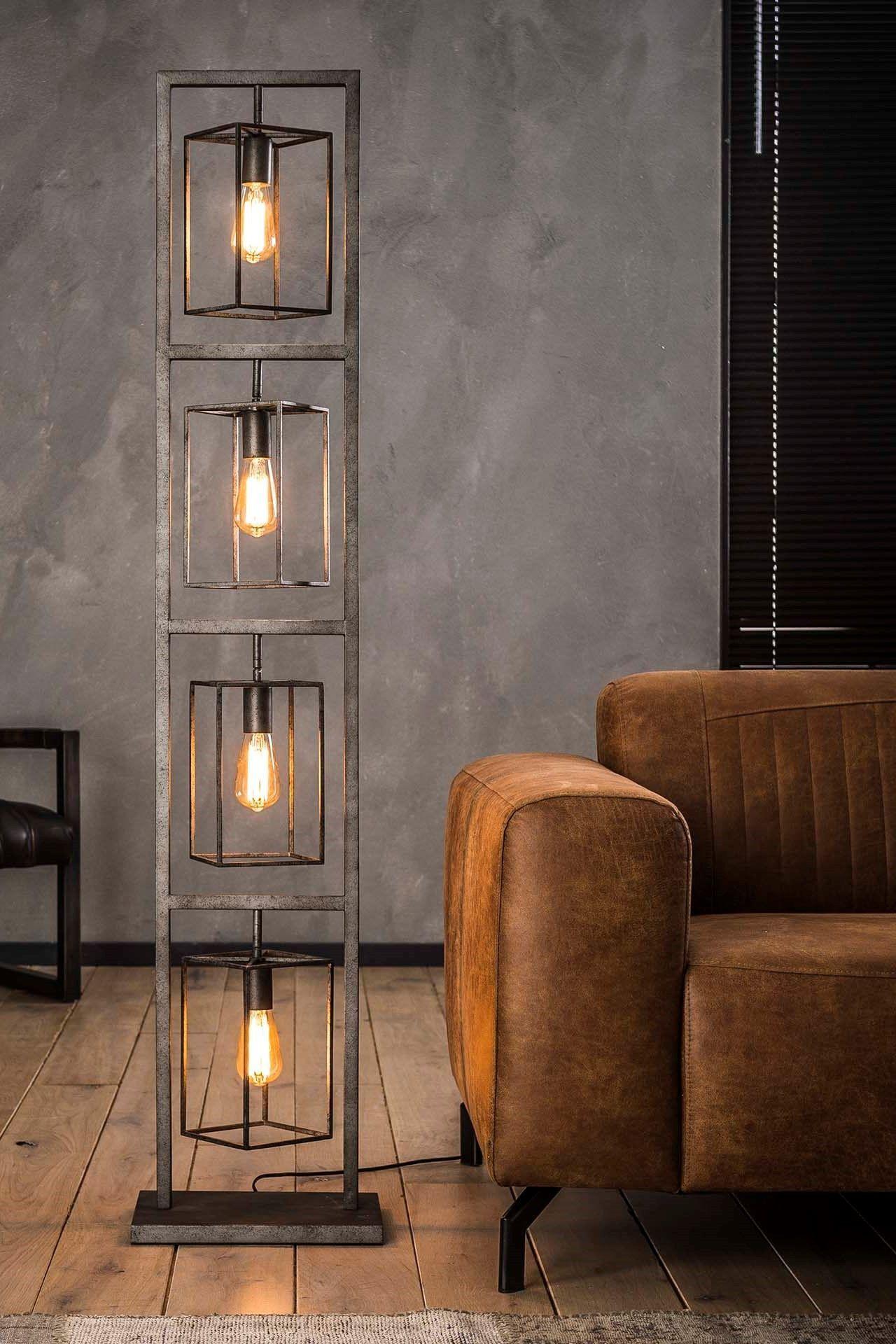 wohnaura #lampen #design  Stehlampe wohnzimmer, Stehlampe