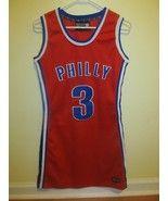 Women s Allen Iverson Philadelphia 76ers jersey... -  39.99  b91732a50