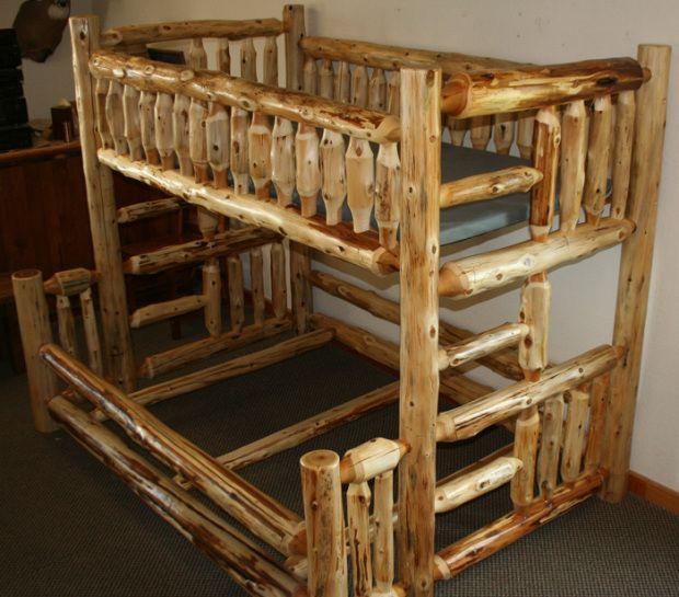 Download Log Loft Bed Plans Free Dolls Plans With Images Log