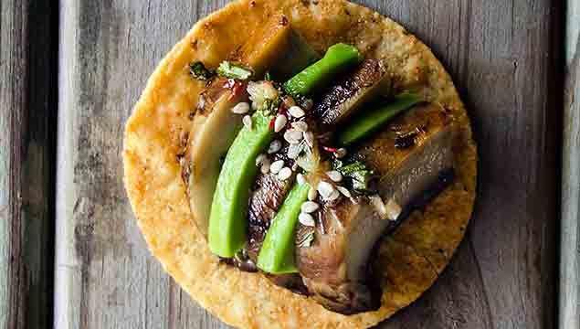 TOSTI VEGETARIANO | Chef Oropeza