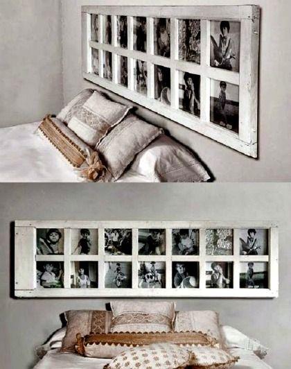Resultado de imagen de cabeceros de cama originales y - Cuadros originales baratos ...