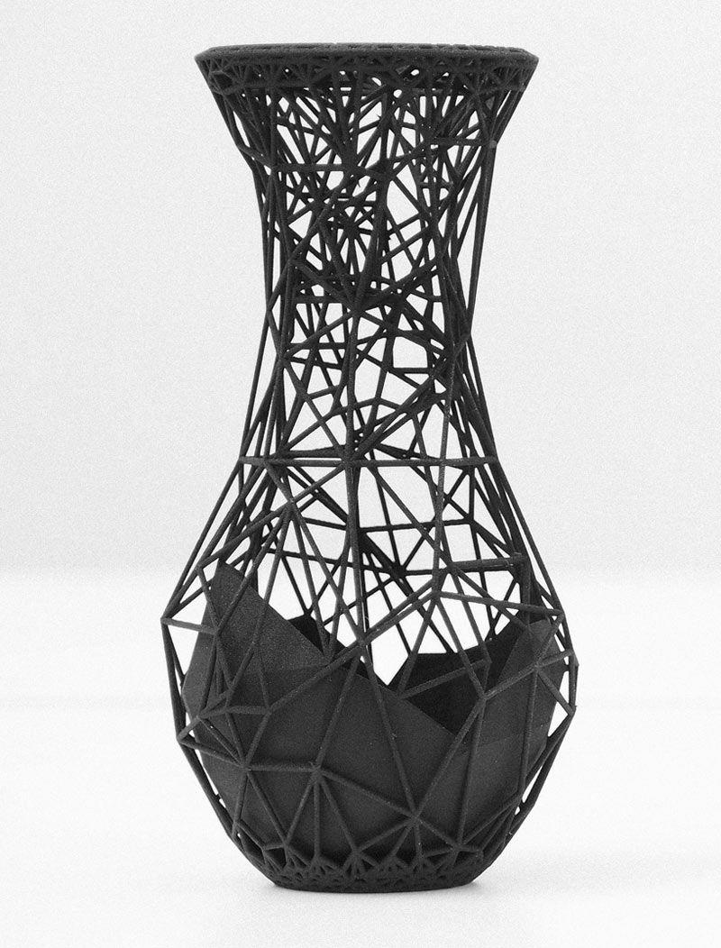 D Printing On Glass Platform