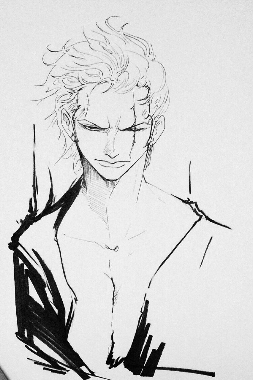 Log In Tumblr Zoro One Piece One Piece Drawing One Piece Manga