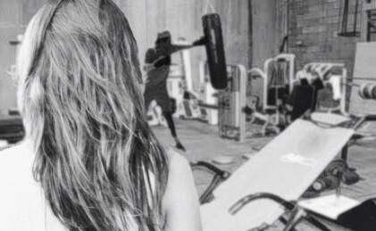 The gym...oh we all know what this led to. #hessa #after3