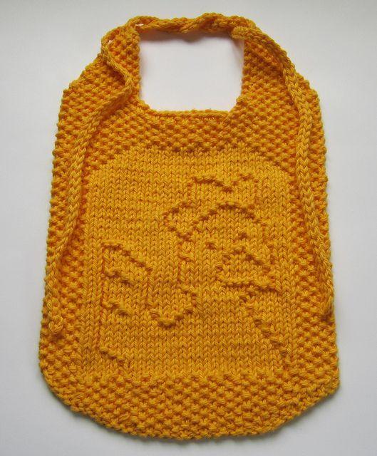 Ravelry A Cheep Bib Pattern By Elaine Fitzpatrick Knitting