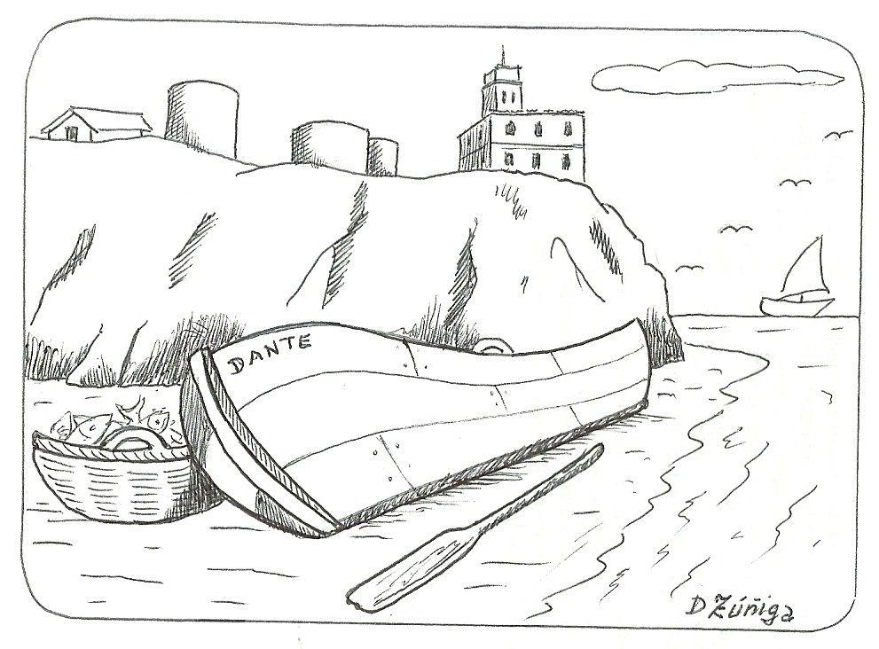 Paisajes Culturales Para Dibujar Doodles Drawings
