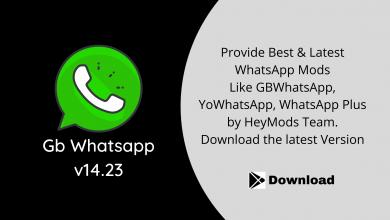 Whatsapp Plus Heymods Latest Version