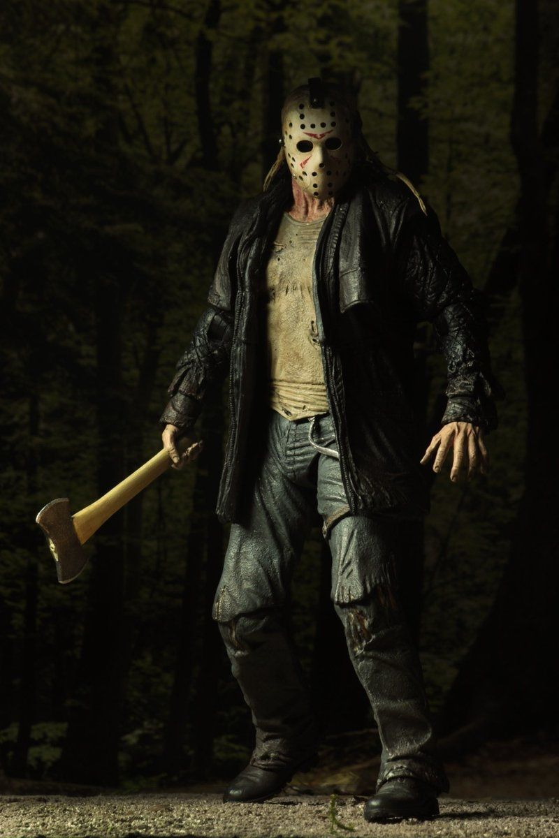 "New Friday the 13th Part VI: Jason Lives 7"" Figure Preview From NECA"