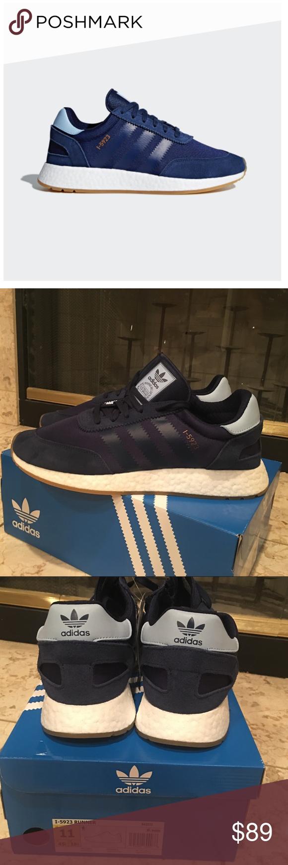 Adidas I-5923 Iniki Boost Runner - 10 1