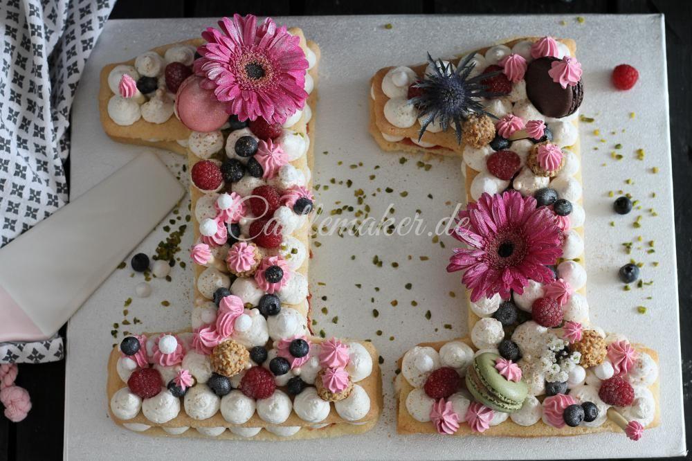 Bestes Number Cake Rezept Zahlenkuchen So Einfach Geht Der Kuchentrend Castlemaker Cake Rezepte Geburtstag Kuchen Madchen Anzahl Kuchen