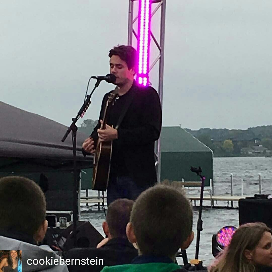 Private Concert at Lake Minnetonka, Minnesota September 24