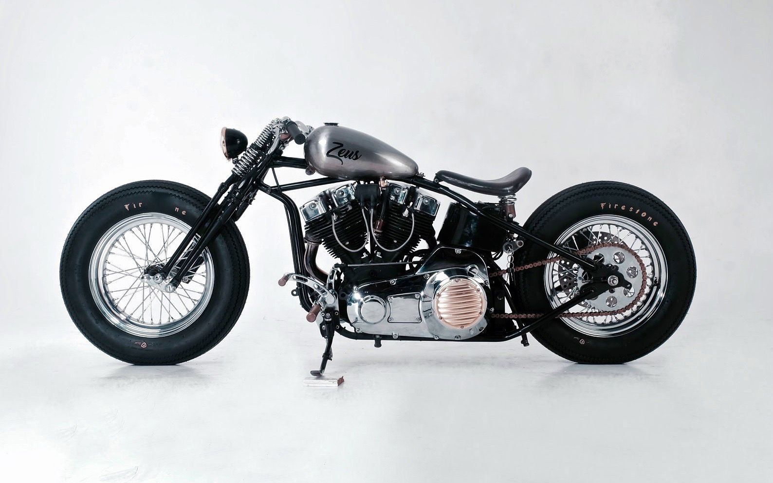 The Realistic Project Model  1983 Harley Davidson