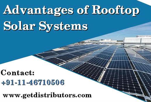Advantages Of Rooftop Solar Systems Solar System Solar Tidal Energy