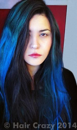 Mademoiselle Atlantic Blue Midnight Blue Directions