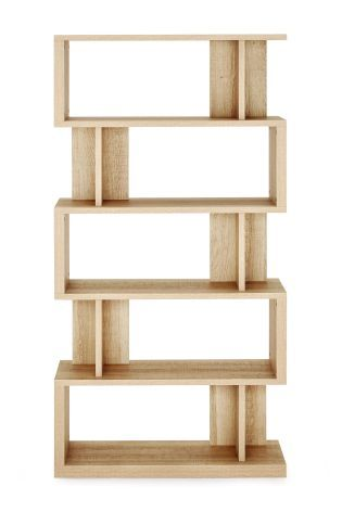 Madsen Tall Open Shelves From The