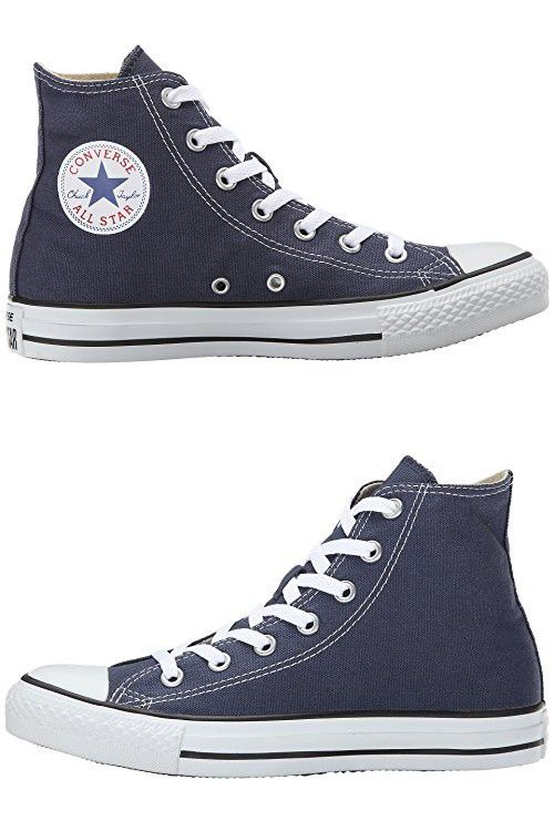 338d9e9a9684 Converse Mens Chuck Taylor All Star Core Hi Fashion Sneaker Shoe ...
