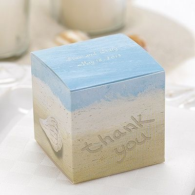 Seaside Jewels Beach Wedding Favor Bo Personalized Http Partyblock Carlsoncraft