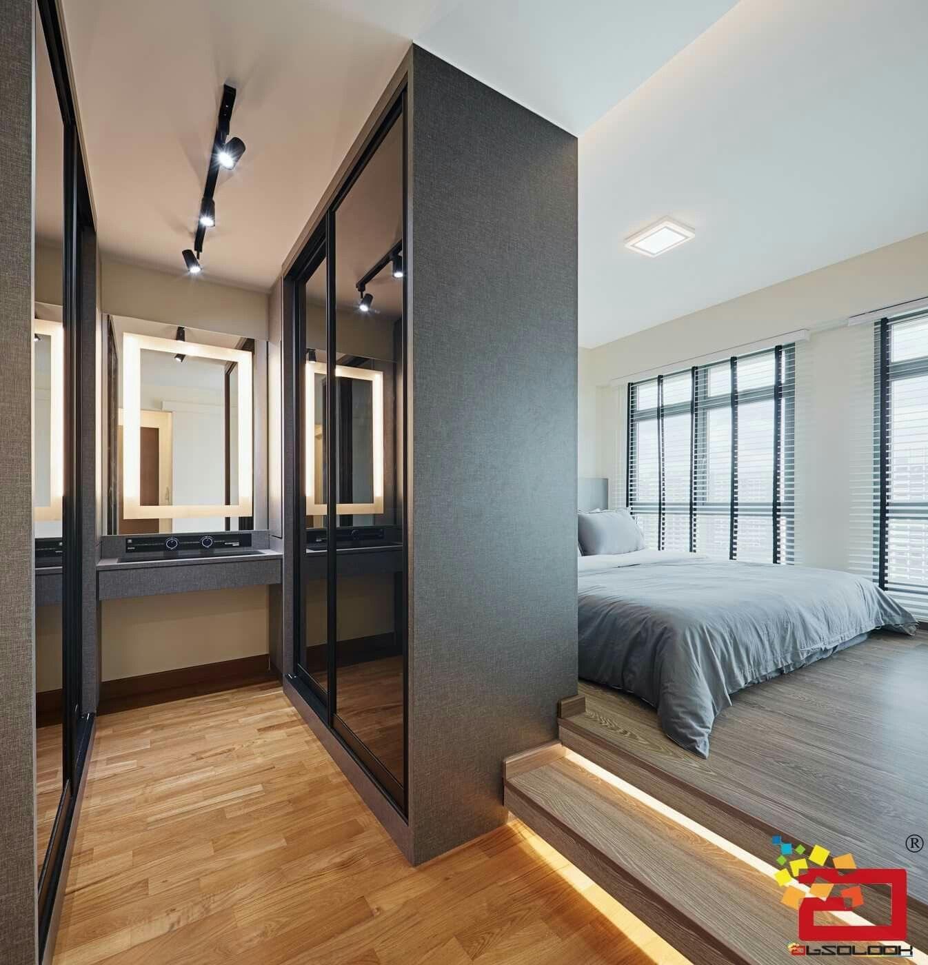 4 room bto master bedroom  Pin by Najla Fullstop on Yass master bedroom  Pinterest  Bedrooms