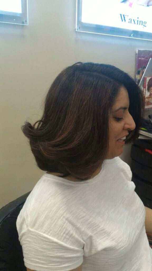 Highlights Dominican hairstylist Highlights Pinterest