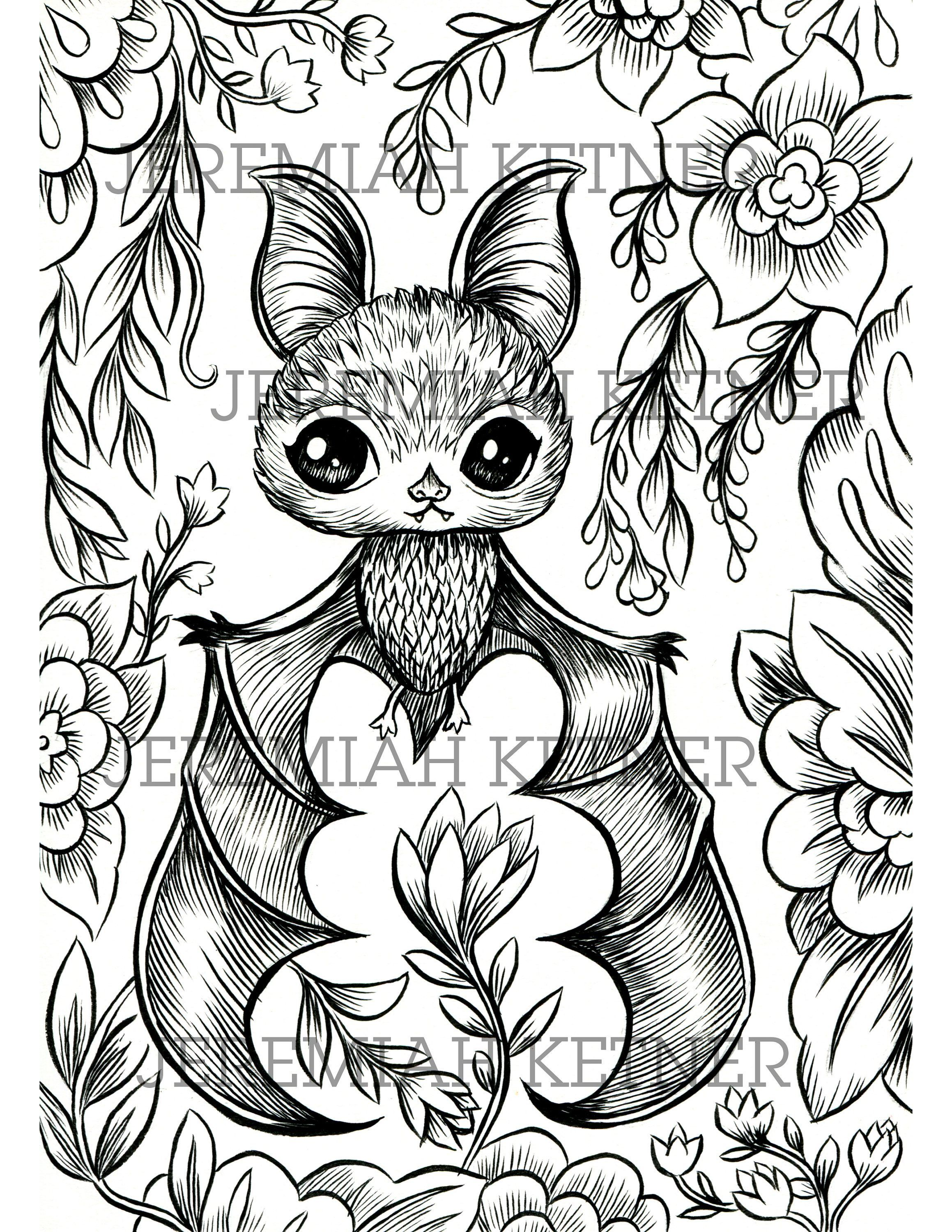 Pin By Alice Gee On Bright Colors Bat Coloring Pages Pokemon Coloring Pages Cute Coloring Pages