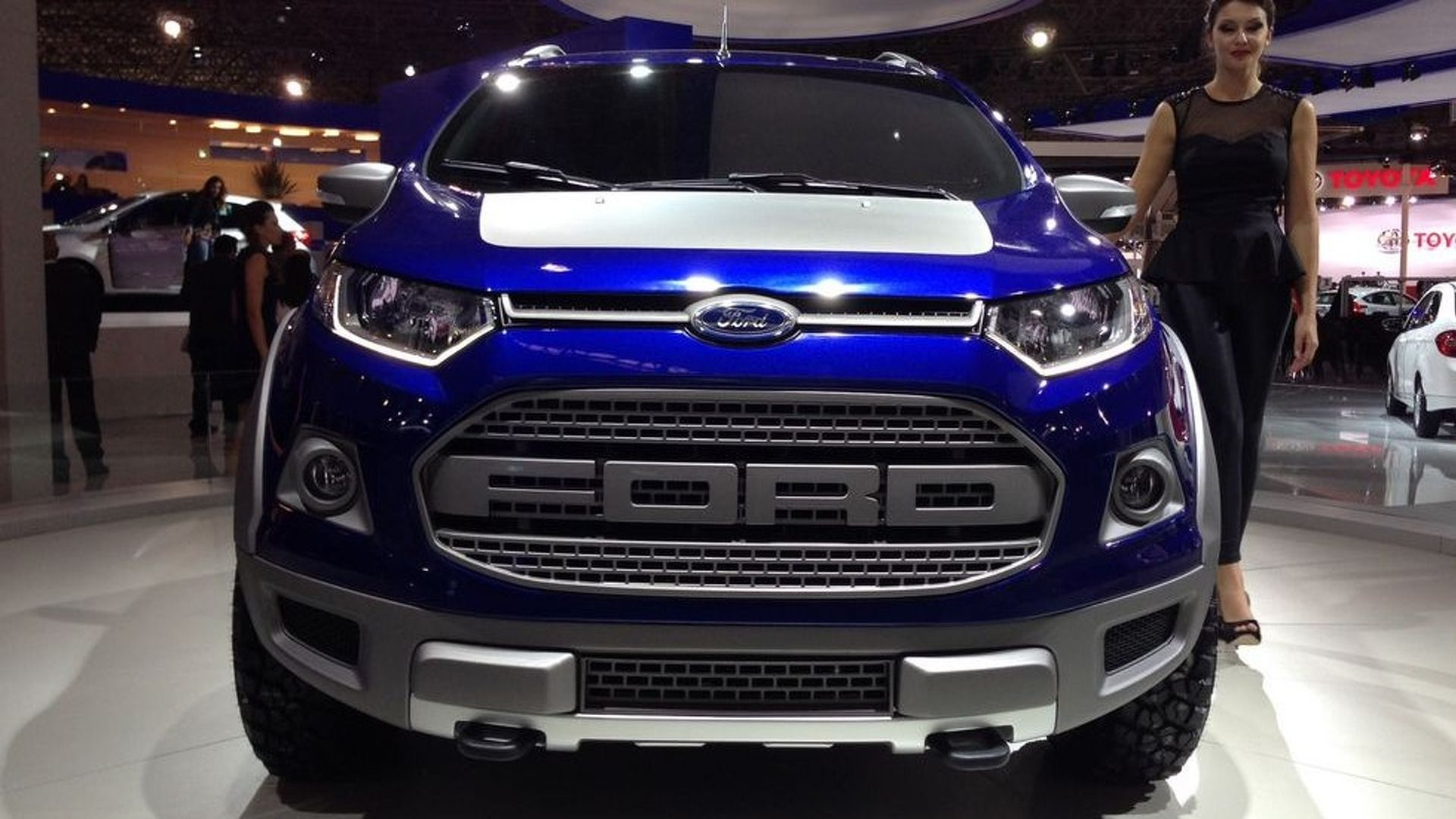 2014 ford ecosport raptor concept