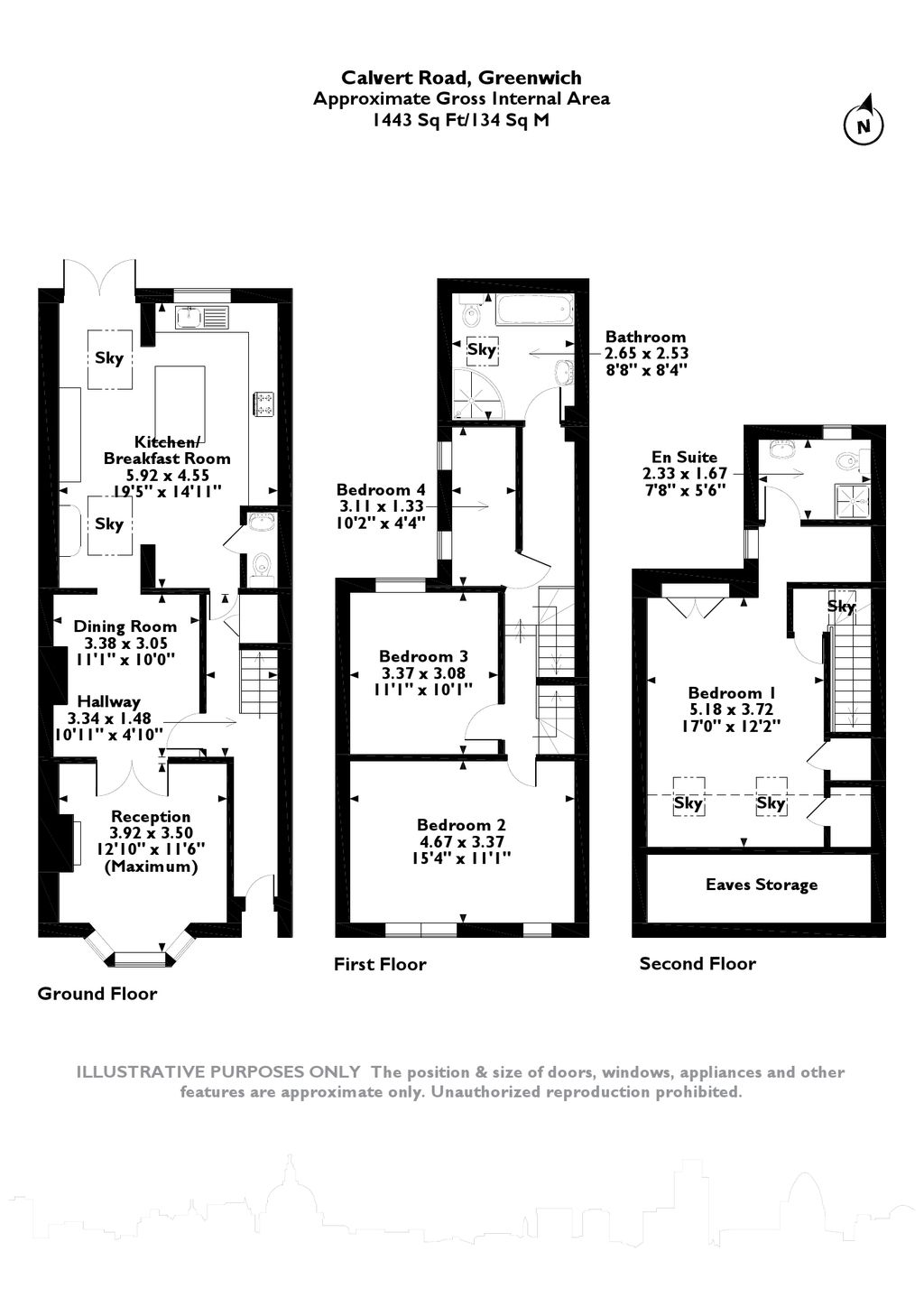 4 bed semi detached house for sale in calvert road london se10 37363703 zoopla