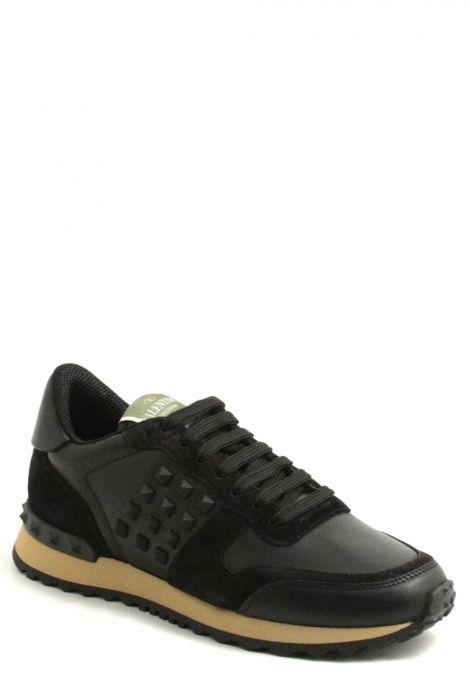 Valentino Garavani black sneakers Valentino sneakers nere Valentino shop  online 6c56e83ea72