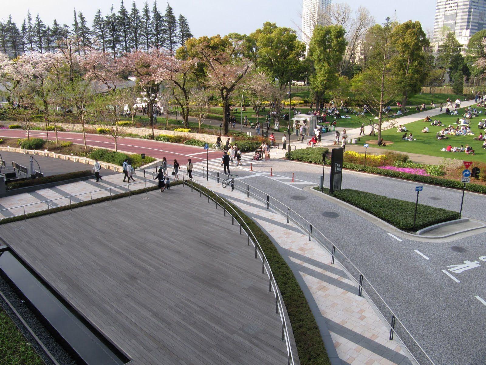Tok Yall Random Tokyo Landscape Architecture Landscape Design Tokyo Midtown