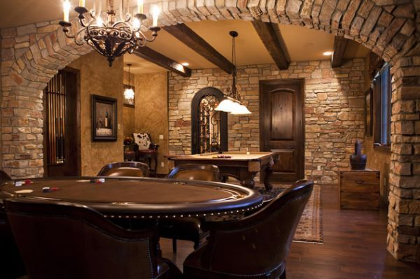 den ideas for and adults bars for home on Basement Den Ideas id=58416