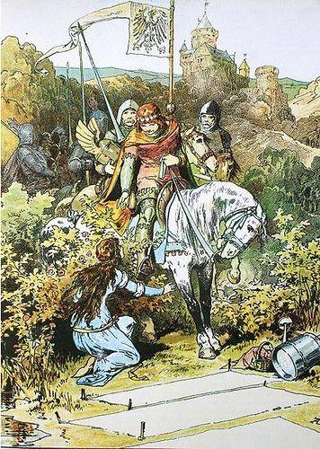 Alexander Zick Fairy Tales Artwork Fairy Tales Brothers Grimm Fairy Tales