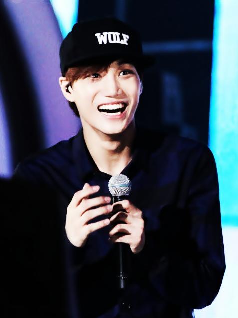Kai's beautiful smile ♥