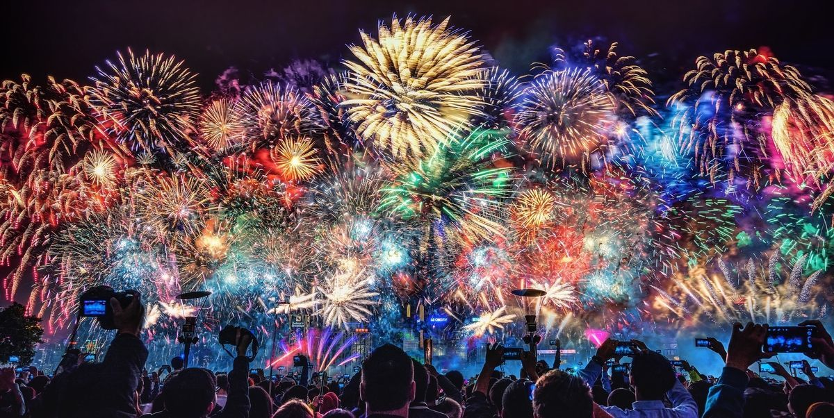 Say Goodbye To 2017 And Hello To 2018 By Traveling To The Best Places To  Celebrate New Yearu0027s Eve. Watch Fireworks From A Rooftop In Bangkok, ...