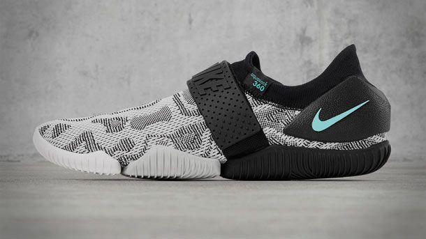Nike представила несколько пар ультралегких кроссовок для бега и водных видов спорта