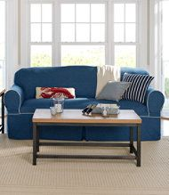 Furniture slipcovers