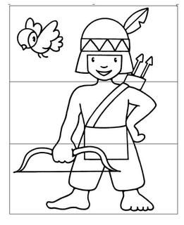 Indio3 Jpg 261 320 Coloring Pages Free Coloring Pages Animal Coloring Pages