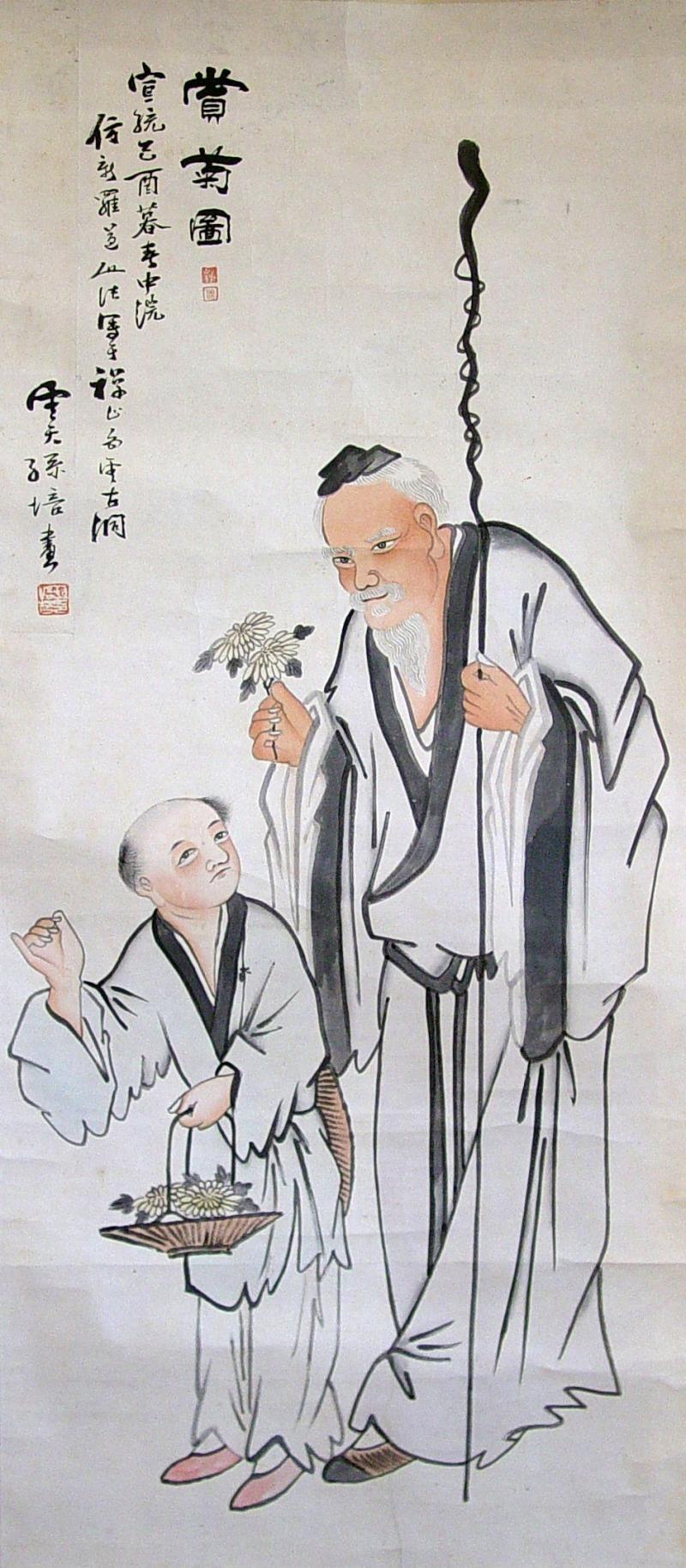 chinese artwork asian antiquities asian art chinese scroll