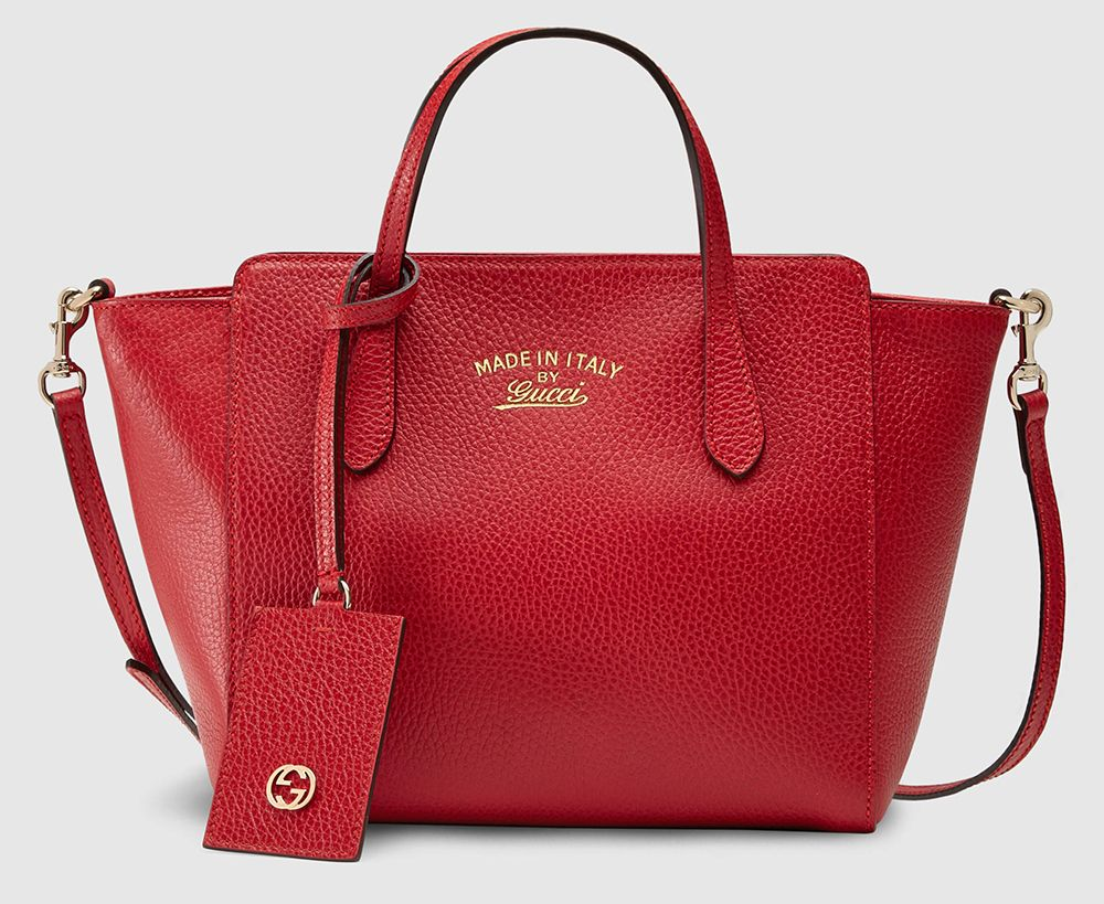 135ddc1abbedc1 Gucci-Swing-Mini-Tote-Purse Blog: Best bags $1000 and Under | Bag ...
