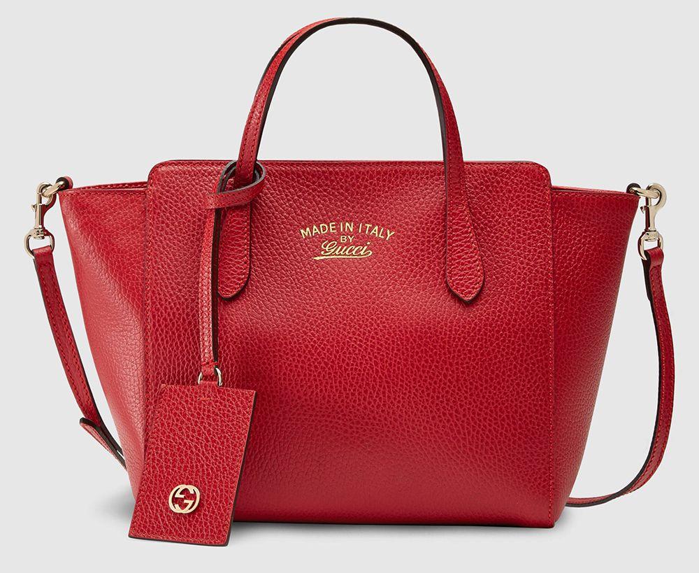 6b4ea71fcb6 Gucci-Swing-Mini-Tote-Purse Blog  Best bags  1000 and Under