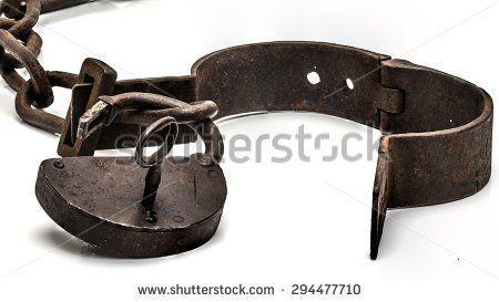 Slave cuffs