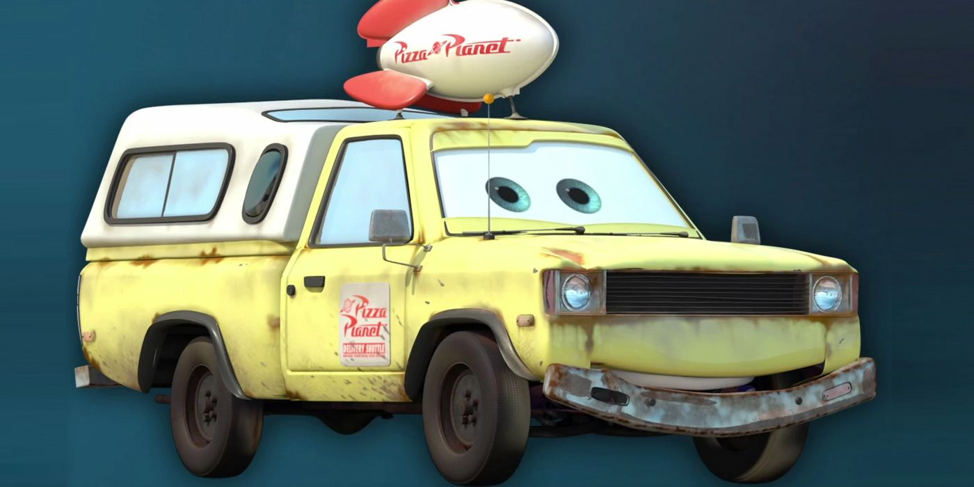First introduced to moviegoers in the original toy story film from the pizza planet truck has become a major pixar calling card appearing in ev