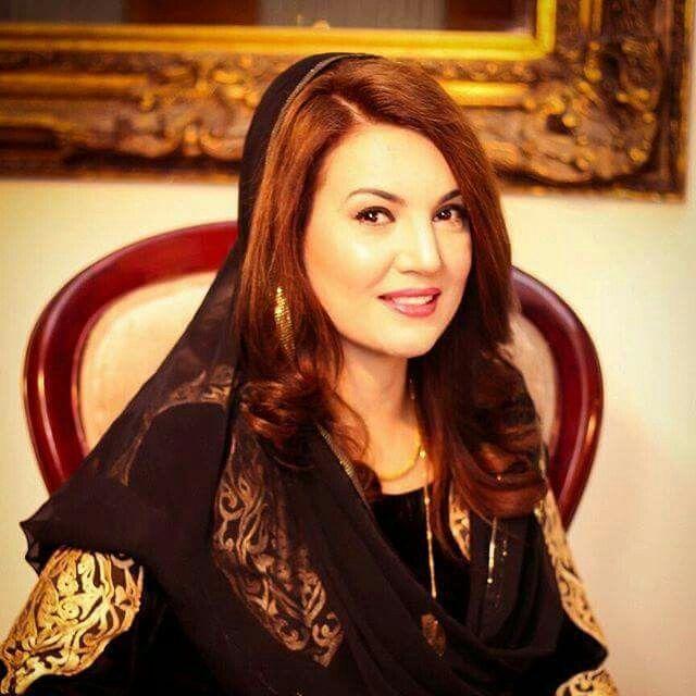 Reham Khan Reham Khan Beauty Images Beautiful Muslim Women