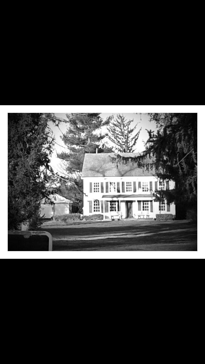 A Haunted House in my Neighborhood.