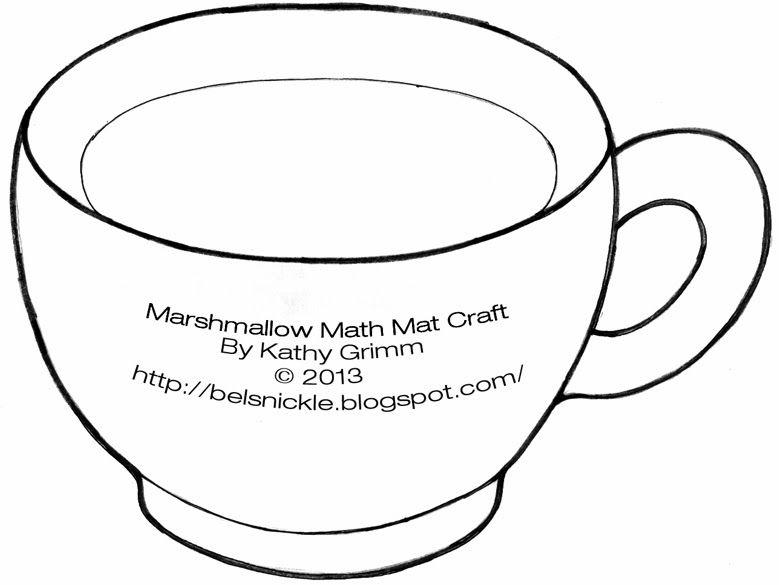 hot chocolate mug coloring page mug for hot chocolate or hot chocolate mug coloring pages fish coloring page pinterest