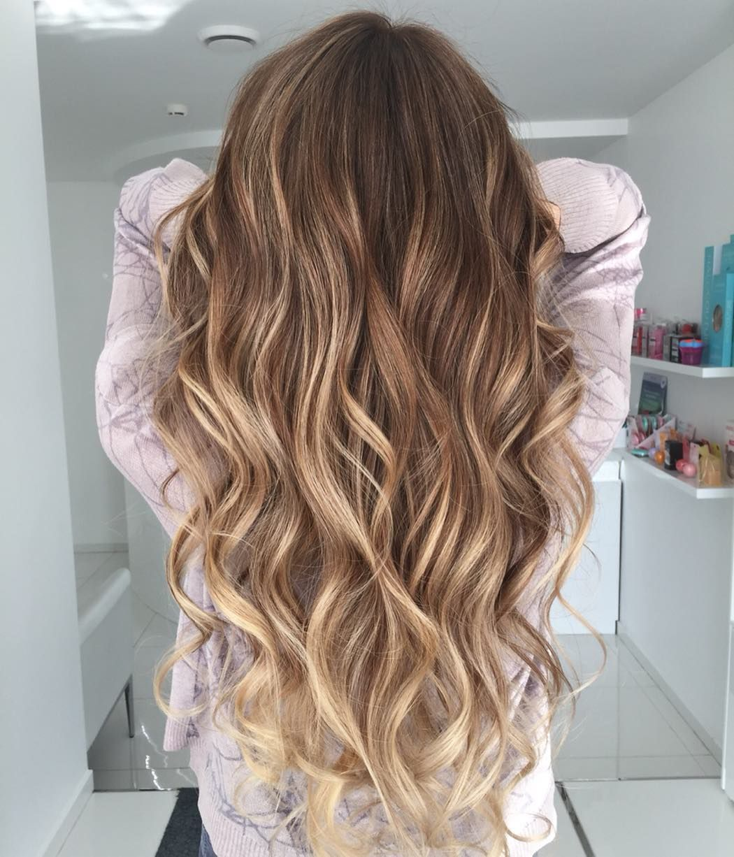 Looking For A More Subtle Bronde Ask For This Bronde Blends Ombre Look Bring Pictures To Your