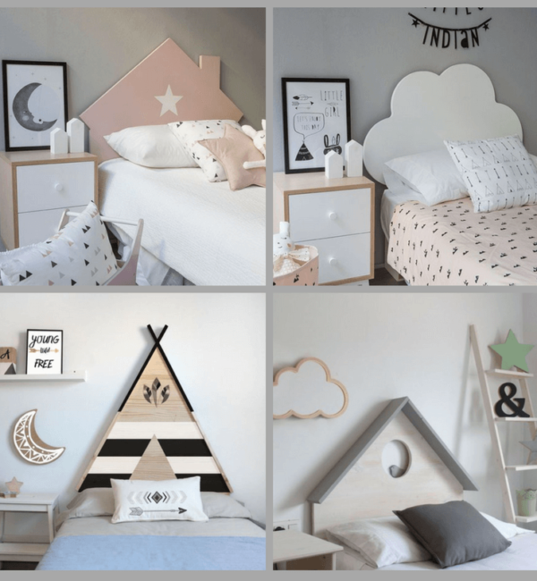 Habitaciones infantiles: Cosas bonitas y muchísima inspiración para decorarlas